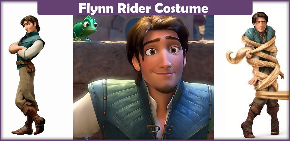 Flynn Rider Costume A Diy Guide Cosplay Savvy