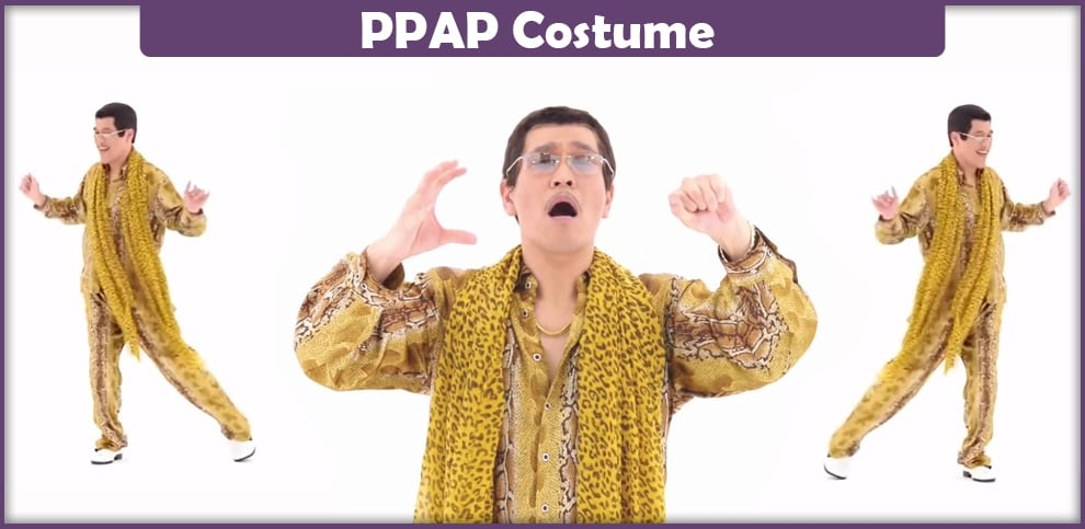 PPAP Costume – A DIY Guide