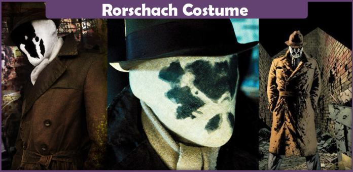 Rorschach Costume