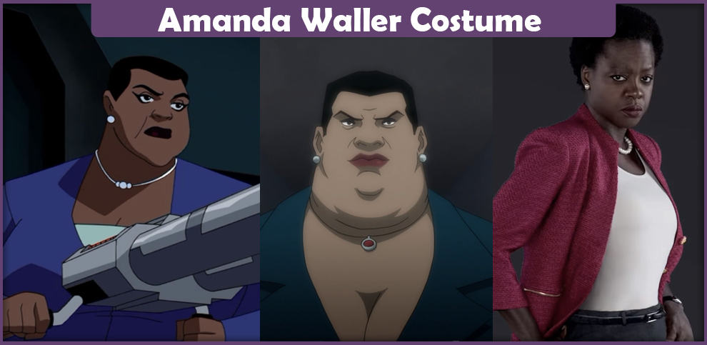 Amanda Waller Costume – A DIY Guide