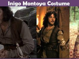 Inigo Montoya Costume