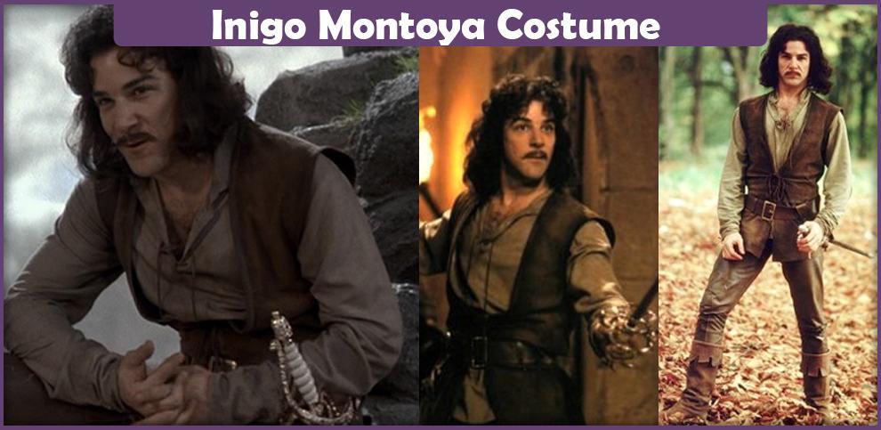 Inigo Montoya Costume – A DIY Guide