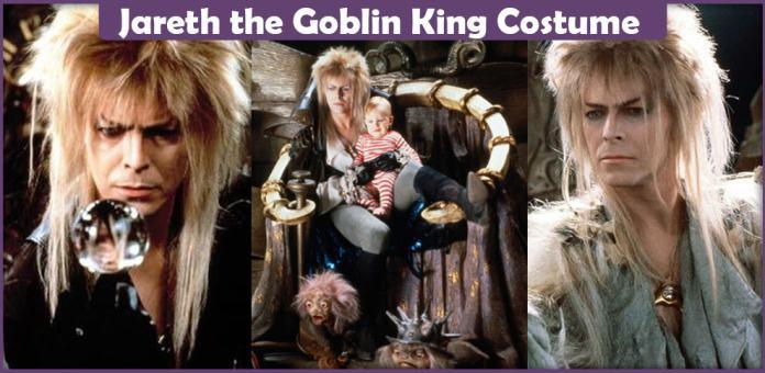 Jareth the Goblin King Costume