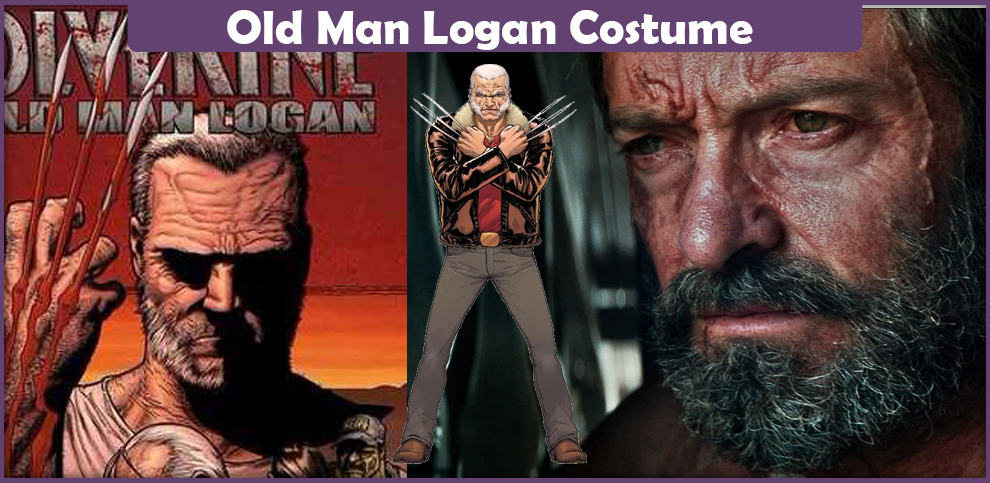 Old Man Logan Costume – A DIY Guide