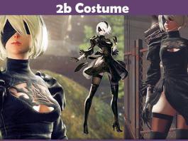 2b Costume