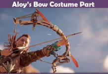 Aloy Bow.