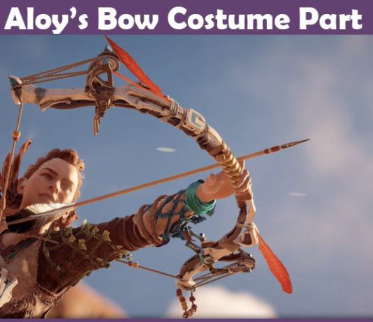 Aloy Bow.