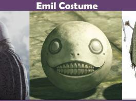 Emil Costume