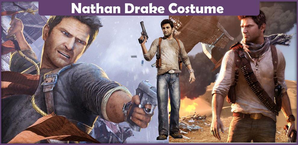 Nathan Drake Costume – DIY Guide