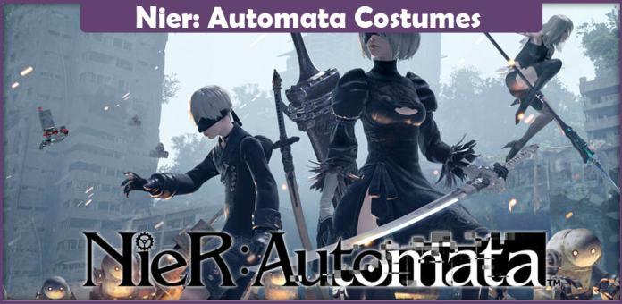 Nier: Automata Costumes