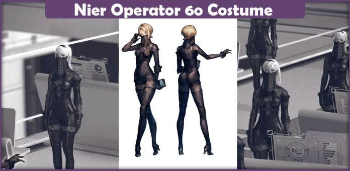Nier Operator 6o Costume