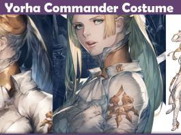Yorha Commander Costume