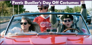 Ferris Bueller's Day Off Costumes.