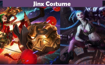 Jinx Costume – A Cosplay Guide