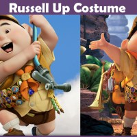 Russell Up Costume - A Cosplay Guide