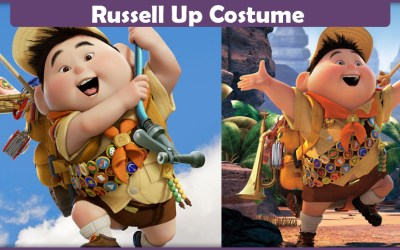 Russell Up Costume – A Cosplay Guide