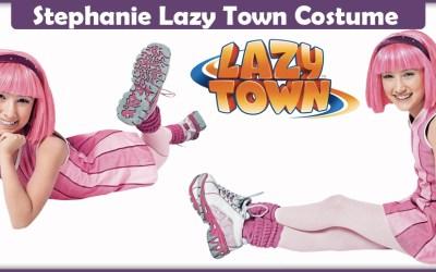 Stephanie Lazy Town Costume – A DIY Guide