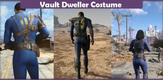 Vault Dweller Costume