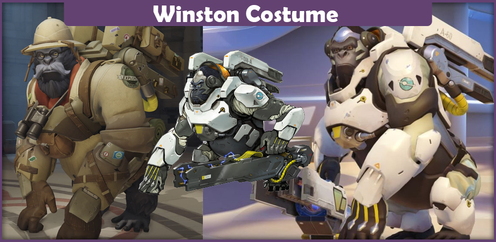 Winston Costume – A Cosplay Guide