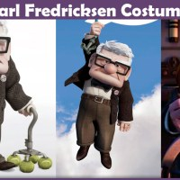 Carl Fredricksen Costume - A DIY Guide
