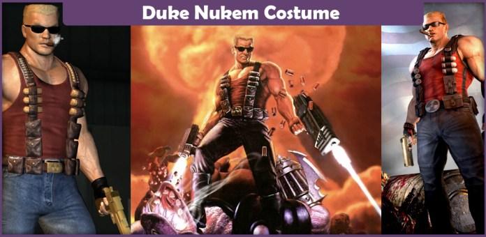Duke Nukem Costume.