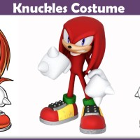 Knuckles Costume - A Cosplay Guide