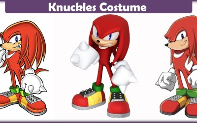 Knuckles Costume – A Cosplay Guide