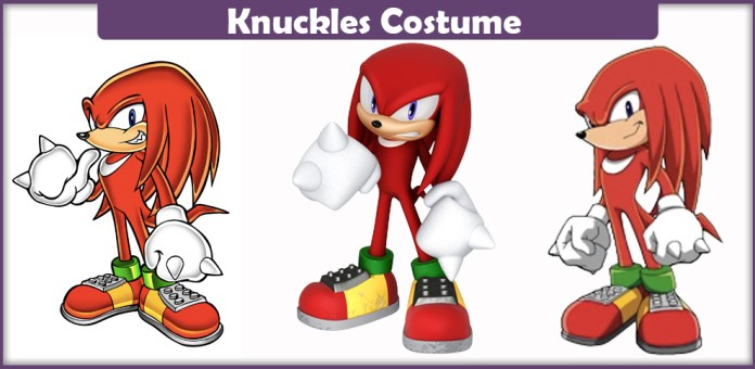Knuckles Costume