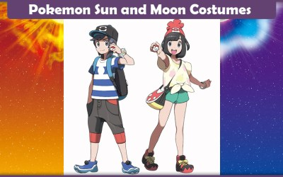 Pokemon Sun and Moon Costumes – A Cosplay Guide