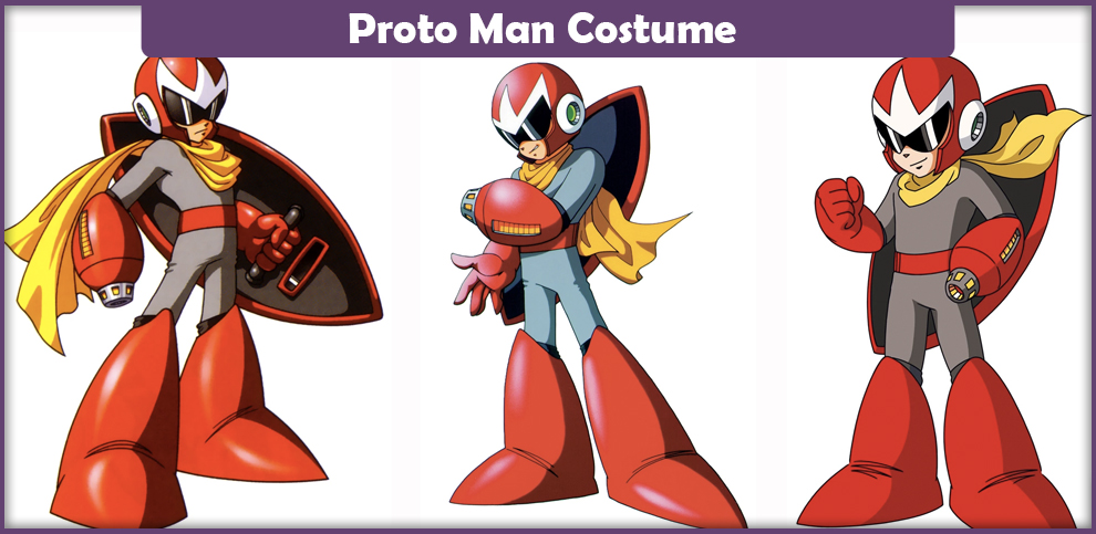 Proto Man Costume – A Cosplay Guide