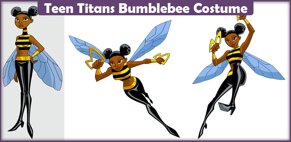 Teen Titans Bumblebee Costume – A DIY Guide