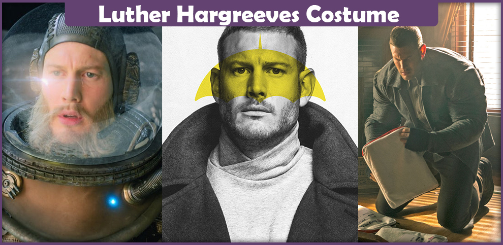 Luther Hargreeves Costume