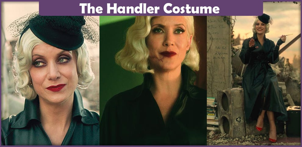 The Handler Costume