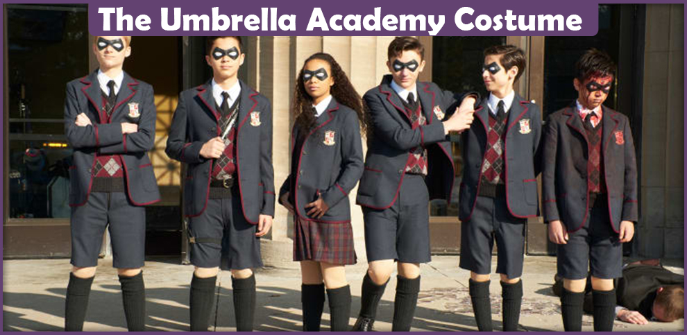 The Umbrella Academy Costume
