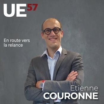 Etienne Couronne interviewé par l'UE 57