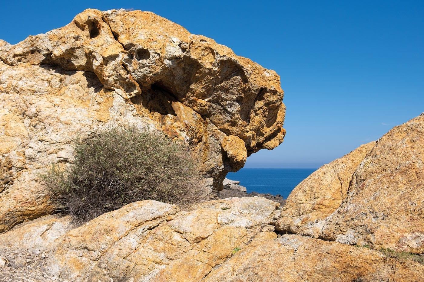 Pla de Tuleda, Salvador Dalí, Cap de Creus, Costa Brava, Mittelmeer