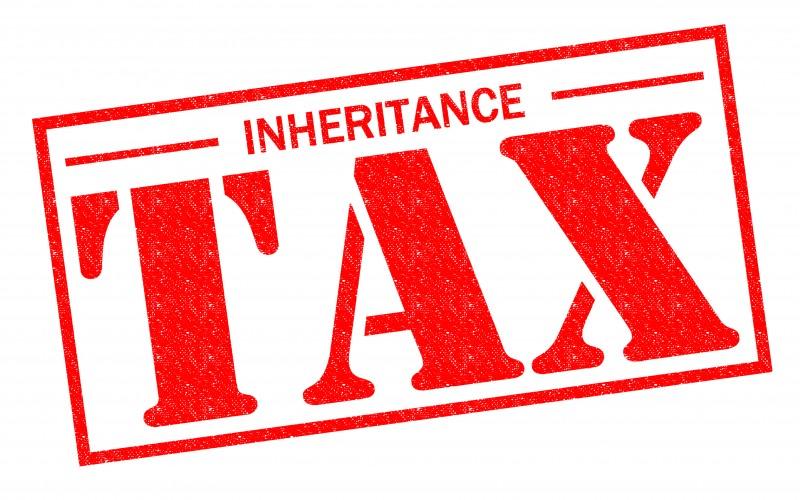 Estate And Inheritance Tax 2017
