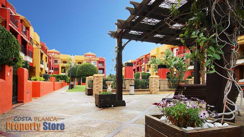 3 Bed Apartment Lomas de Cabo Roig Property Royal Park Spa