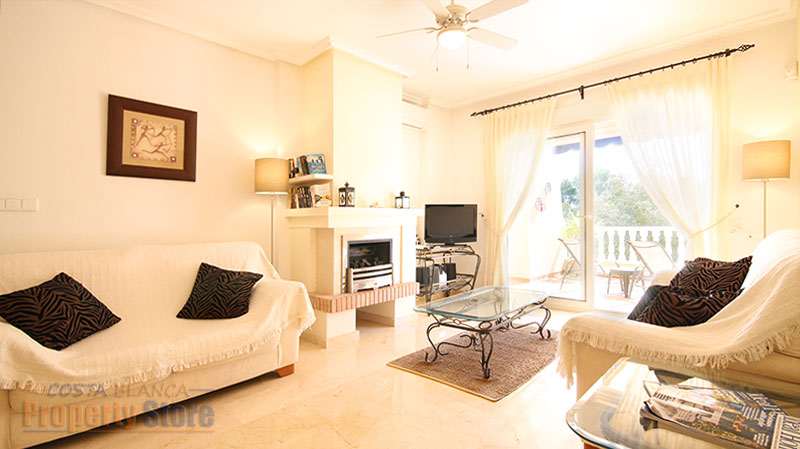 Los Dolses Property 2 Bed Apartment with Large south facing Terrace