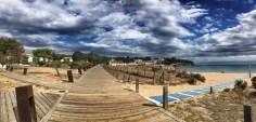 Am Strand von S'Agaro