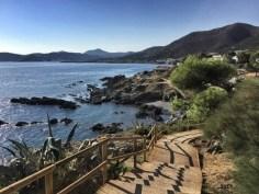 Mehr Promenade als Wanderweg: der Fußweg von Llançà nach El Port de la Selva