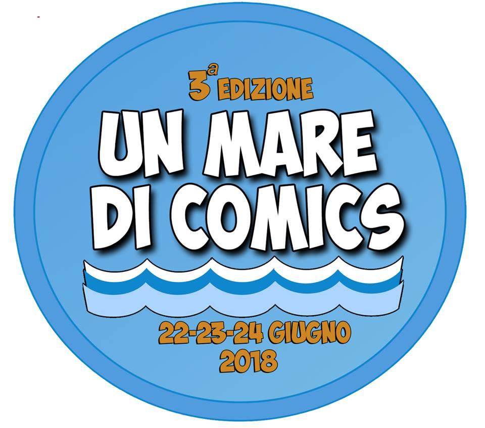 UN MARE DI COMICS Marina di Castagneto Carducci