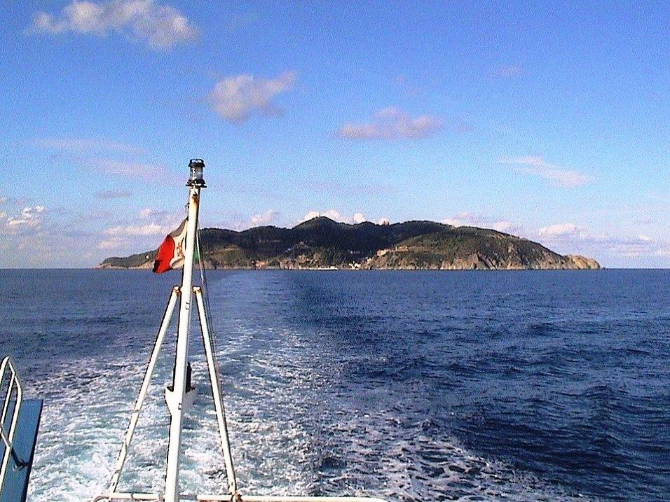 costa etrusca on line escursione all'isola di gorgona