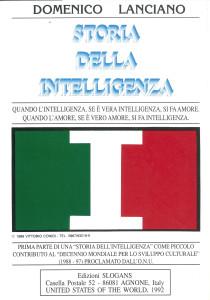 intelligenza 1992
