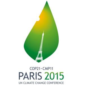 logo conferenza di parigi sul clima 2015