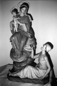 madonna della sanit_ - badolato fine Ottocento
