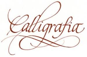 Calligrafia