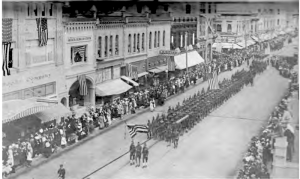 Nat Rochester, Costa Mesa War Hero