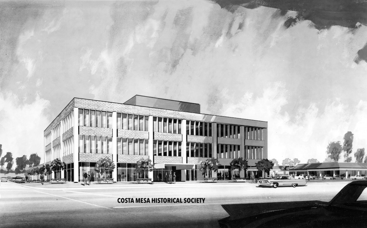 5 Facts About the College Center Office Building
