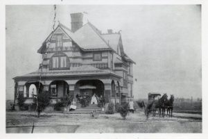 Lost Landmark: The Clark House Fire